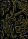 Celia Birtwell Classics Jacobean Tudor Gold CBW176 Wallpaper By Blendworth
